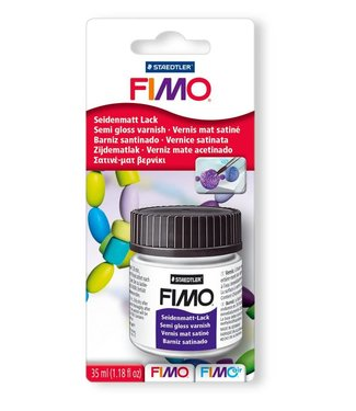 Fimo Semi Gloss Varnish 1,18 fl oz (35 ml.)