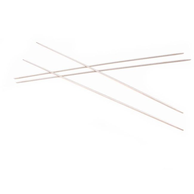 Stainless steel pins 24 cm. thickness 1.4 mm. 4 pieces