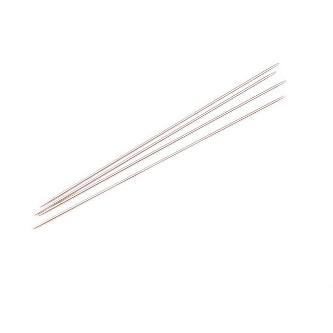 Stainless steel pins 24 cm. thickness 1.5 mm. 4 pieces