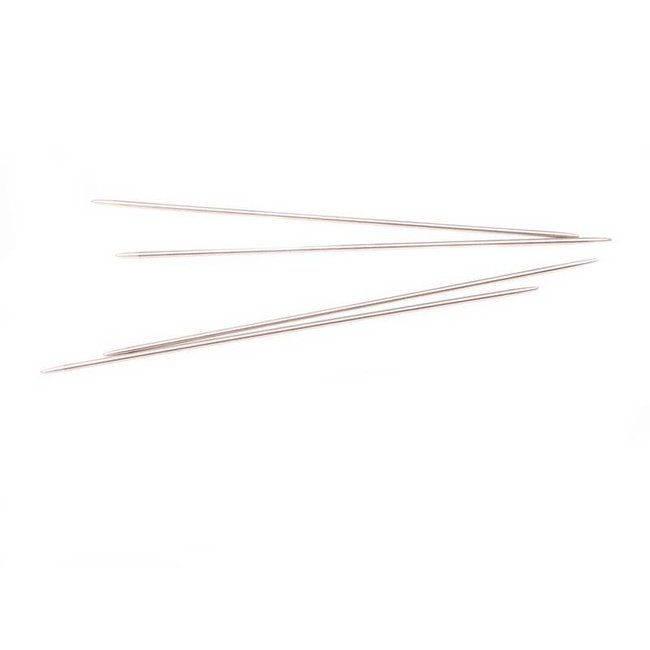 Stainless steel pins 24 cm. thickness 3.0 mm. 4 pieces