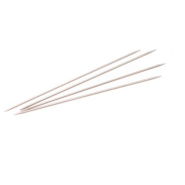 Stainless steel pins 24 cm. thickness 3.5 mm. 4 pieces