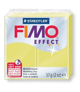 Fimo Effect Edelsteen Citrien (106) 57 gram