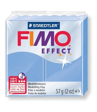 Fimo Effect Gemstone Blue Agate (386) 2 oz - 57 g