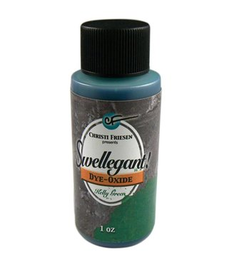 Swellegant Dye-Oxide Kelly Green 30 ml.