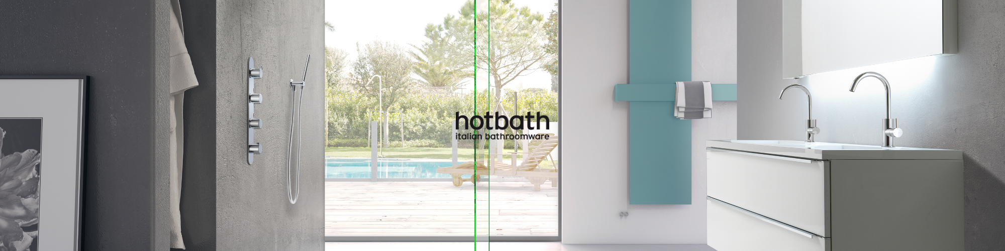 Sanitair & Design - Uw specialist in kwaliteit sanitair voor uw woning. banner 2