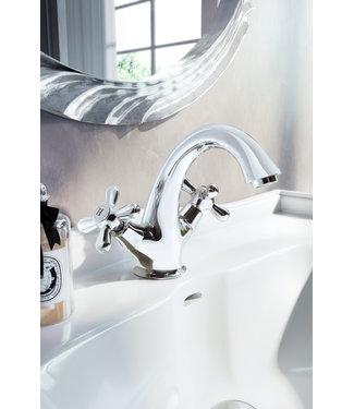 Hotbath Amice A003 - Wastafelmengkraan zonder waste