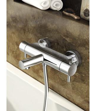 Hotbath Buddy B022 - Thermostatische badmengkraan met uitloop