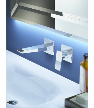 Hotbath Bro! BR005 - Inbouw wastafelmengkraan