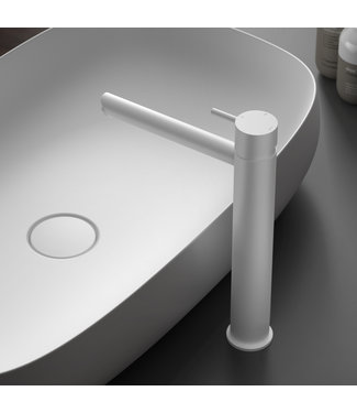 Hotbath Cobber CB003HS - Wastafelmengkraan zonder waste