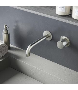 Hotbath Cobber CB00518 - Inbouw wastafelmengkraan