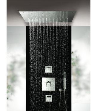 Hotbath Mate M111 - Vierkant 500 mm