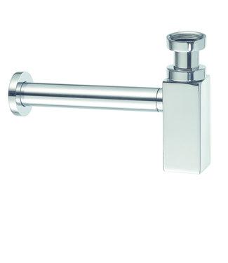 Hotbath Pal P037 - Wastafel sifon vierkant