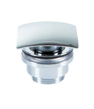 Hotbath Pal P710Q - Clickplug met schroef vierkant