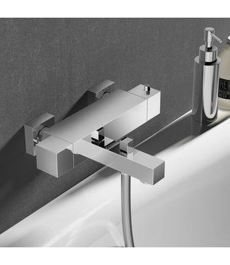 Hotbath Bloke Q020 - Opbouw bad thermostaat zonder douchegarnituur