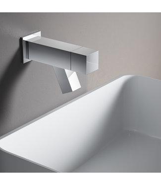 Hotbath Bloke QW001 - Fonteinkraan wandmodel
