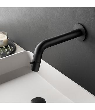 Hotbath Cobber UW001 - Fonteinkraan wandmodel inkortbaar