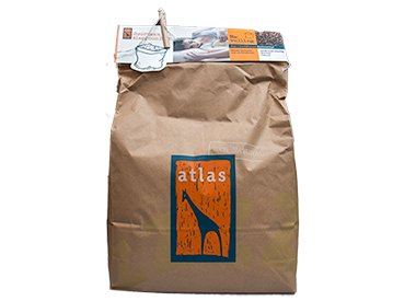 Atlas hoofdkussens Atlas Navulling Boekweit
