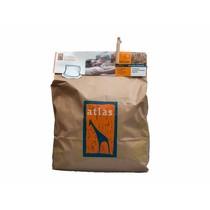 Atlas hoofdkussens Atlas kussen speltkaf (50 x 60 cm.)