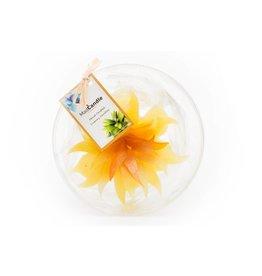 MadCandle Flower candle big lemon