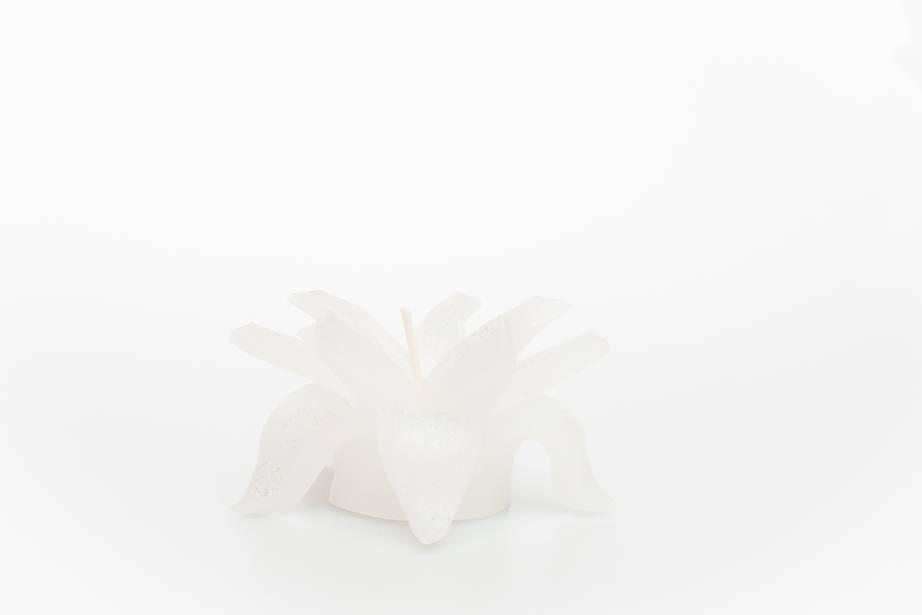 MadCandle Bloemenkaars klein jasmijn
