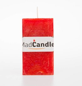 MadCandle Scented candle cube big orange