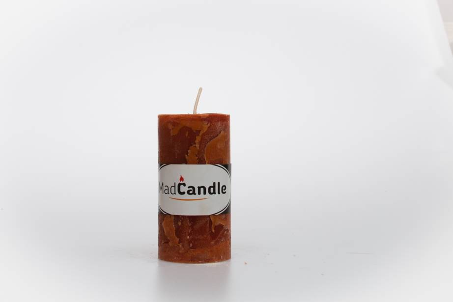 MadCandle Bougie parfumée cannelle moyenne