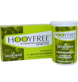 Jacob Hooy Hooyfree anti pollen