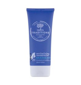 Treets Treets Revitalizing Ceremonies Hair & Body Wash