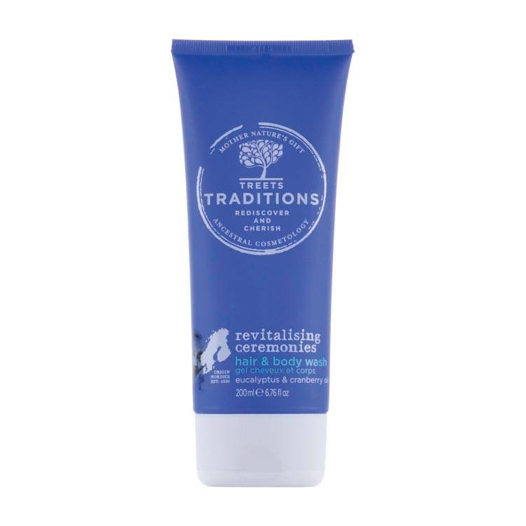 Treets Treets Revitalising Ceremonies Hair & Body Wash