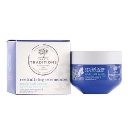 Treets Treets Revitalising Ceremonies Body Salt Scrub