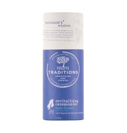 Treets Treets Revitalizing Ceremonies Bath Fizzers