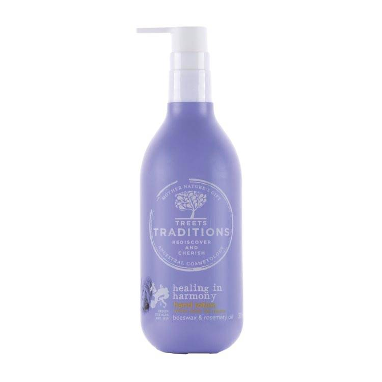 Treets Treets Healing In Harmony Lotion Pour Les Mains