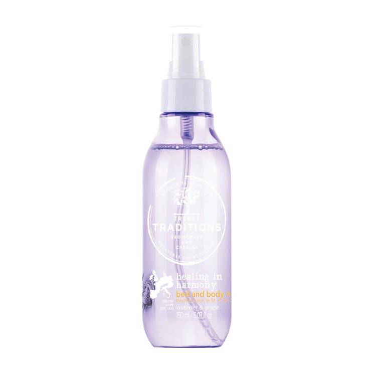 Treets Treets Bed & Bodymist Healing in Harmony