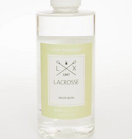 Lacrosse Refill for catalytic lamp 500ml WHITE MUSK