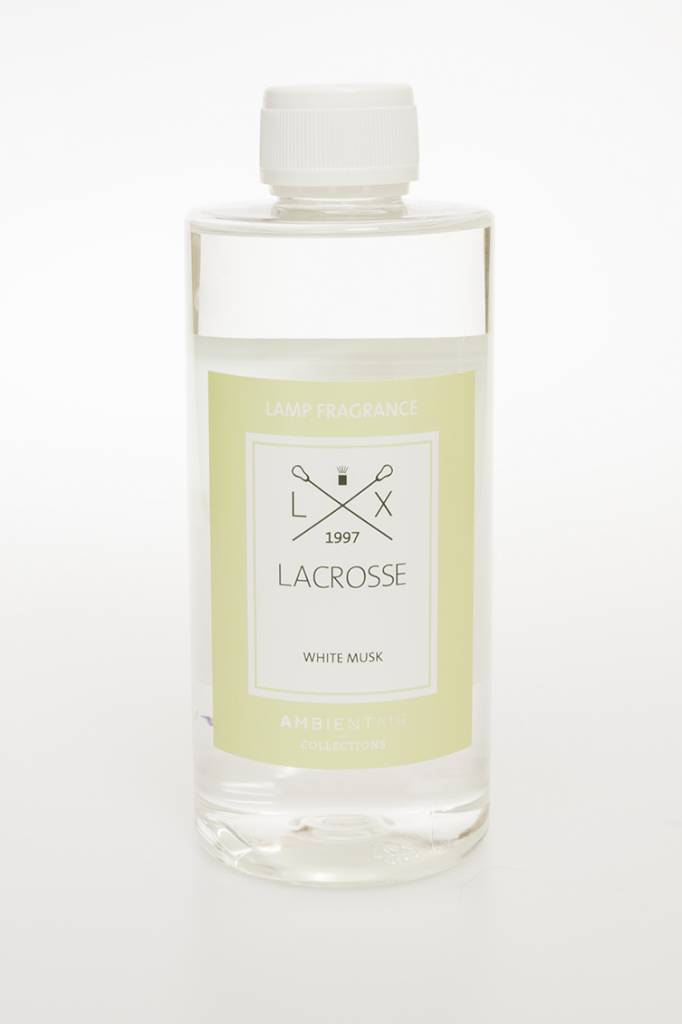 Lacrosse Recharge pour lampe catalytique 500ml WHITE MUSK