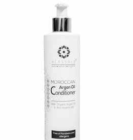 Alepeo Marokkaanse argan-oil conditioner 300ml Alassala