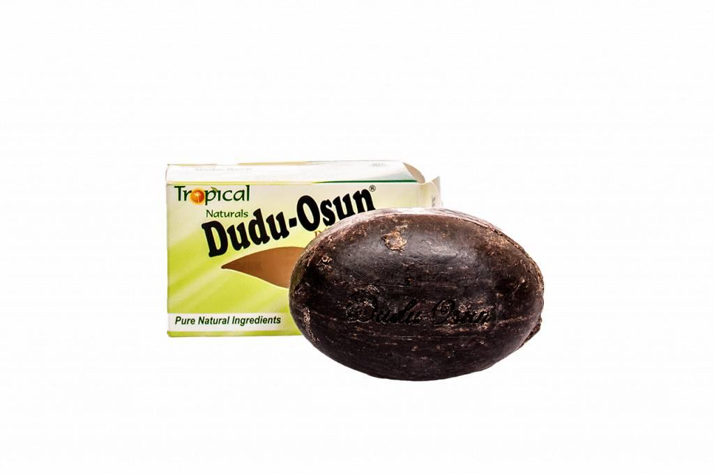 Dudu Osun savon noir savon africain noir 150g