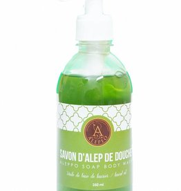 Alepeo Liquid Alepposoap naturel 350ml Alepeo
