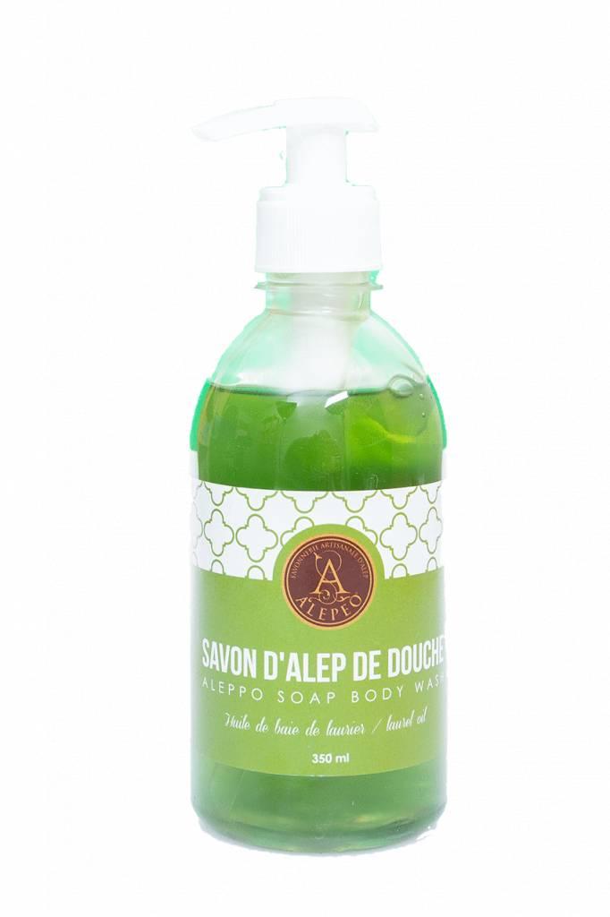 Alepeo Liquid Alepposoap naturel 350ml Alepeo