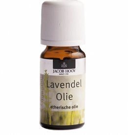 Jacob Hooy Etherische olie lavendel, 10 ml.