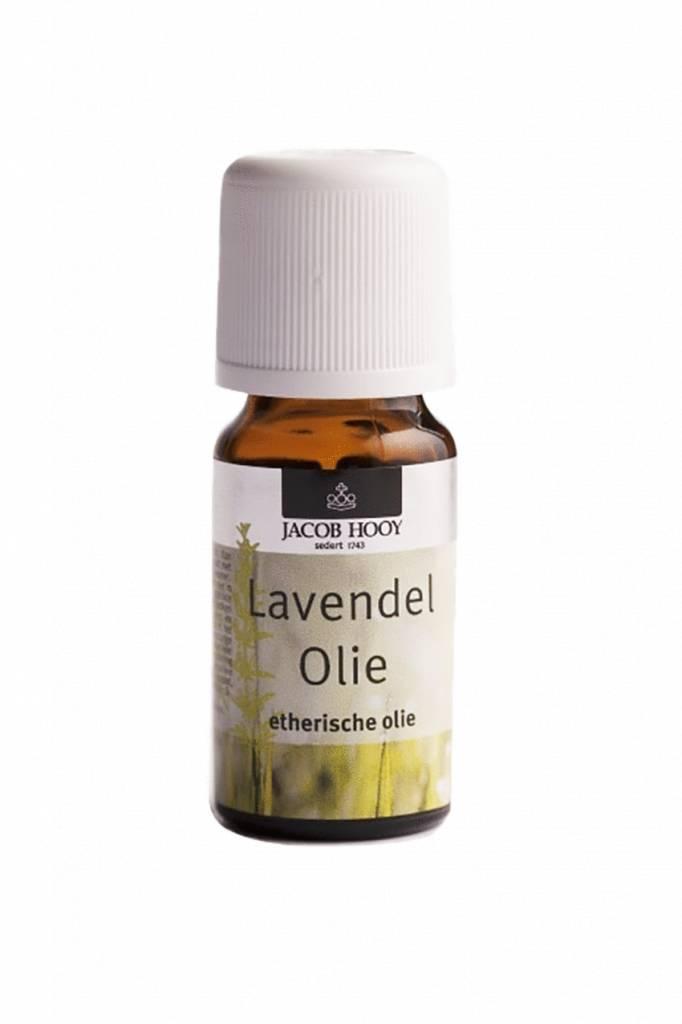 Jacob Hooy Etherische olie lavendel, 10 ml.