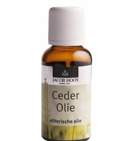 Jacob Hooy Essential oil Cedar, 10 ml.
