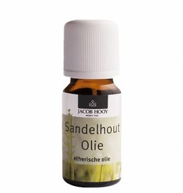 Jacob Hooy Etherische olie Sandelhout, 10 ml.