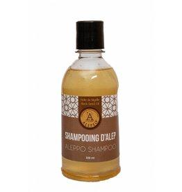 Alepeo Aleppo shampoo Zwarte Komijn 350ml Alepeo