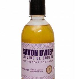 Alepeo Liquid Alepposoap Lavendel 350ml Alepeo