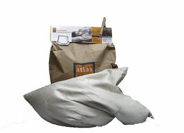Buckwheat hull pillow