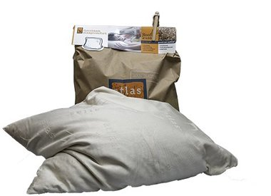 Spelled chaff pillow