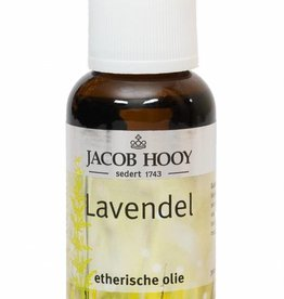 Jacob Hooy Etherische olie lavendel, 30 ml