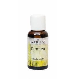 Jacob Hooy Etherische olie dennen, 30 ml