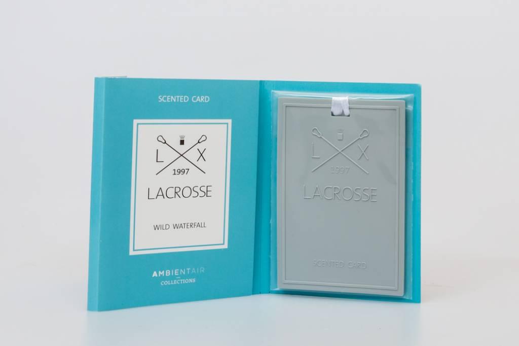 Lacrosse Odor hanger WILD WATERFALL Lacrosse